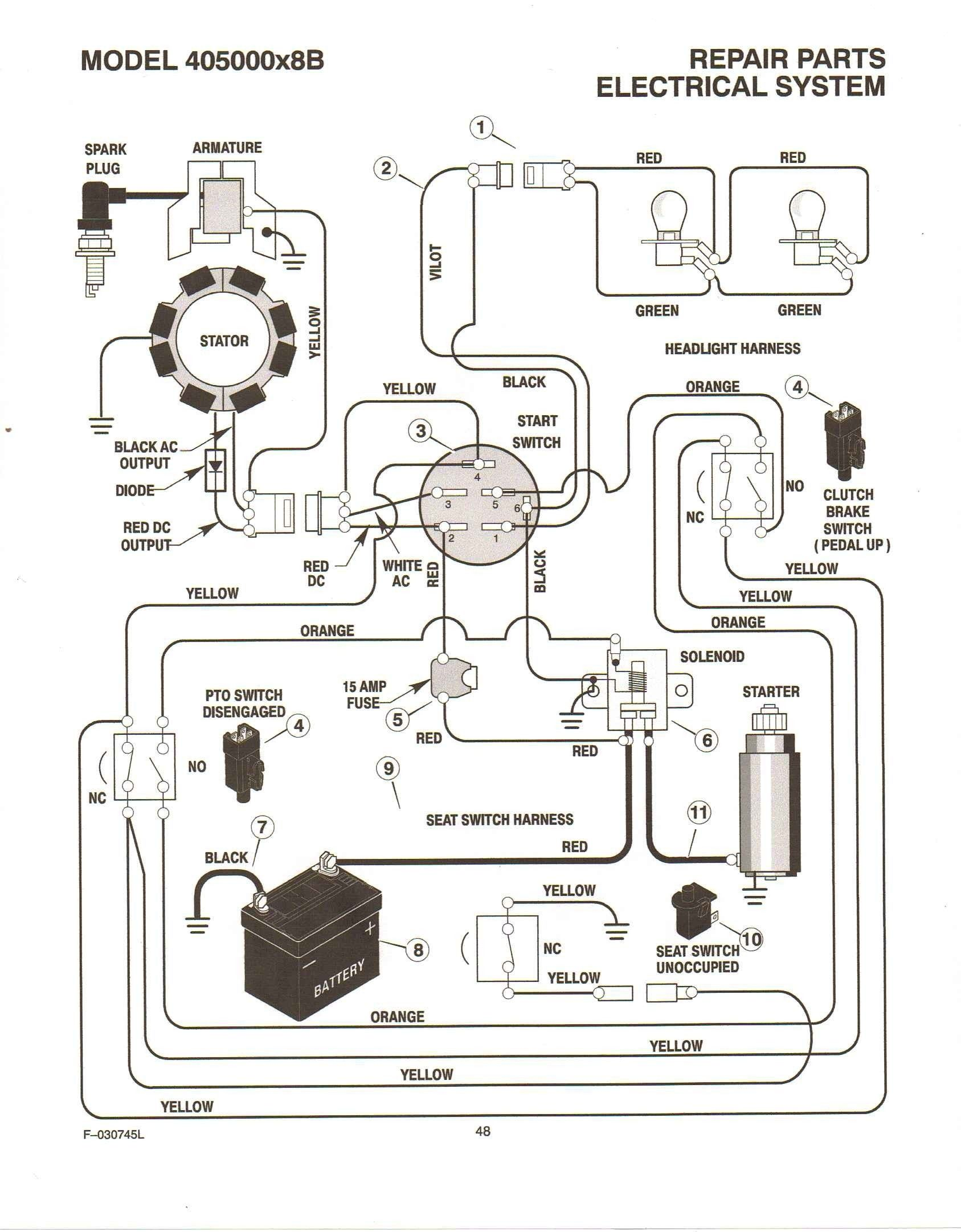 20 Hp Briggs And Stratton Engine Diagram Electrical Diagram Diagram Briggs Stratton