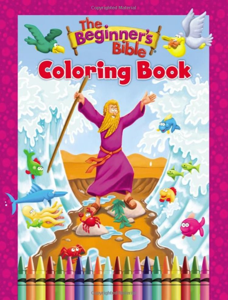 The Beginner S Bible Coloring Book In 2020 Bible Coloring Coloring Books Coloring Book Download