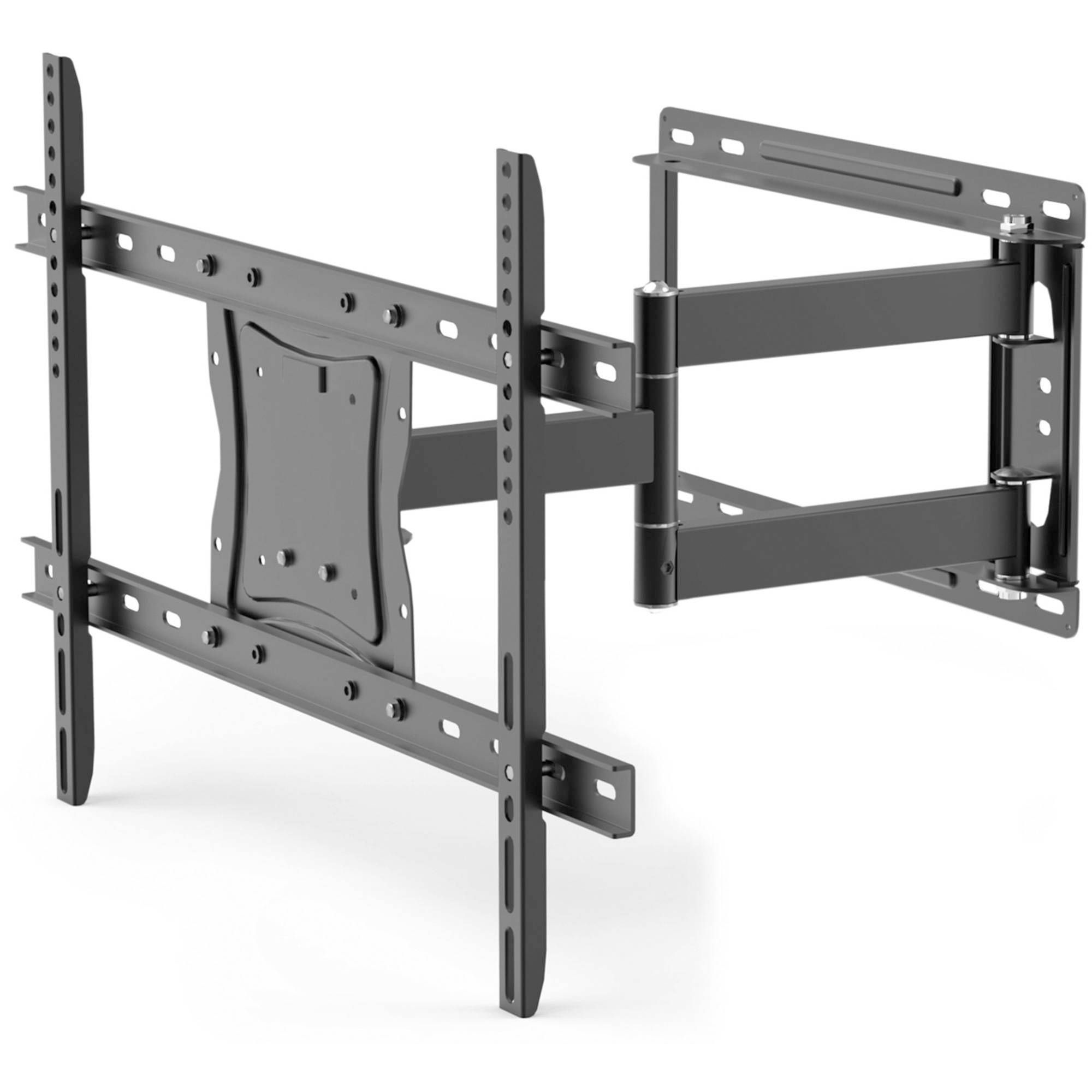 Onn Full Motion Articulating Tilt Swivel Universal Wall Mount Kit For 19 To 84 Tvs With Hdmi Cable Ona16tm01 Wall Mounted Tv Tv Wall Tilting Tv Wall Mount
