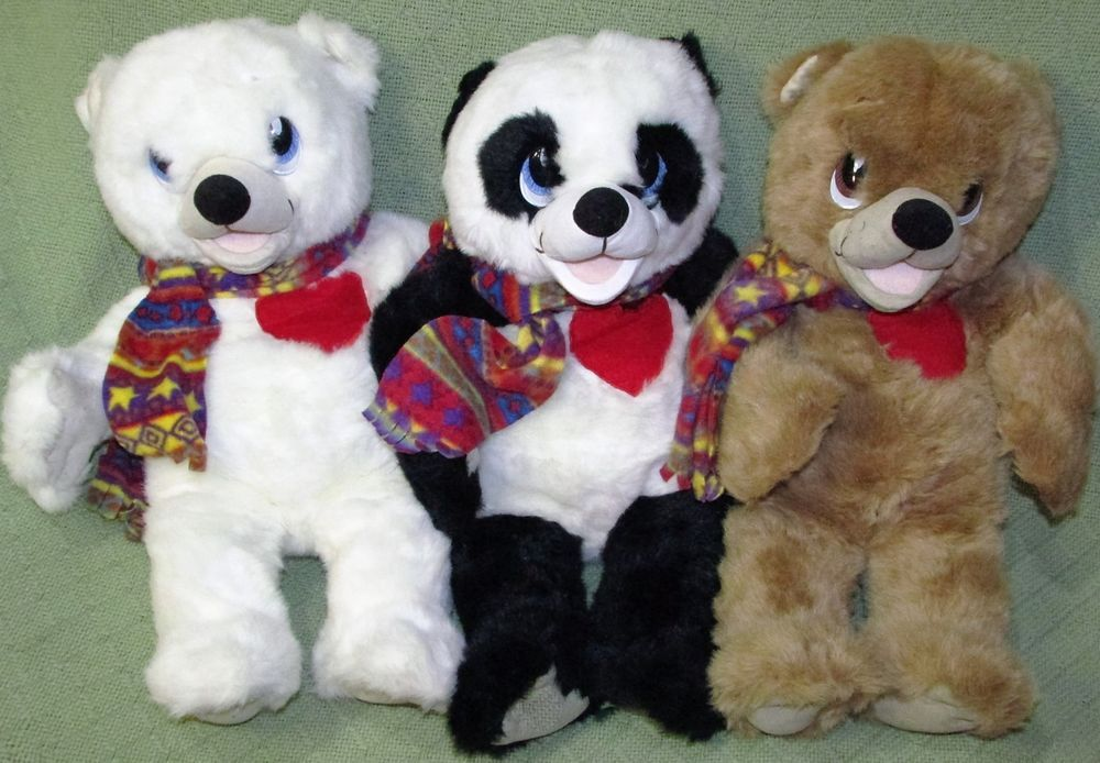 Pin on GROUPS of STUFFED ANIMALS