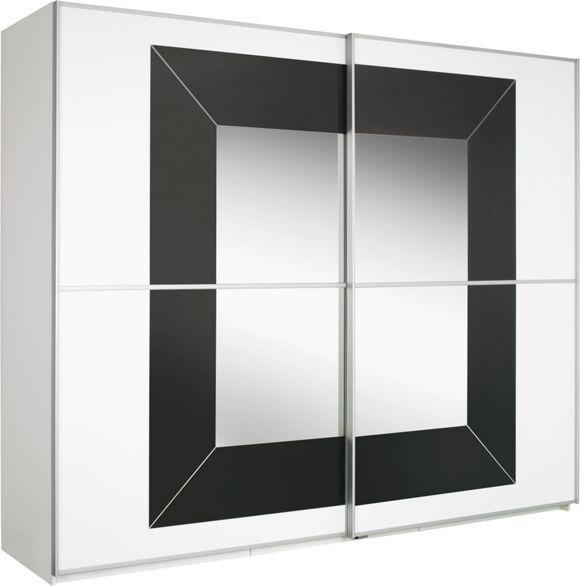 schwebet renschrank 2 t rig grau wei kasten pinterest schrank kleiderschrank und. Black Bedroom Furniture Sets. Home Design Ideas