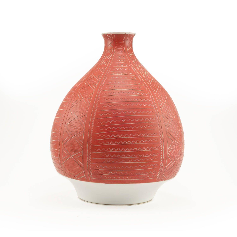 Zaccagnini Studio Vase Gorgeous Mid Century Lovely Etsy Mid Century Pottery Mid Century Vase