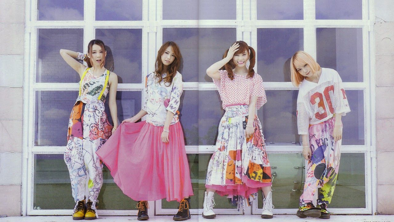 SCANDAL JAPAN BAND WALLPAPER (With images) Band