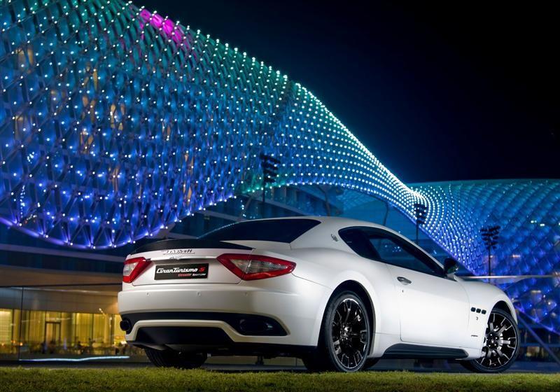 2010 Maserati Granturismo S Mc Sport Line Maserati Granturismo Maserati Granturismo S Maserati