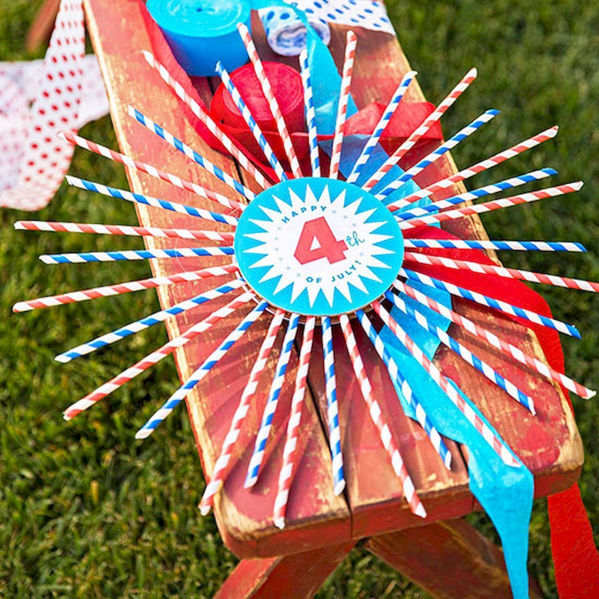 80 DIY America Independence Day Decor Ideas And Design