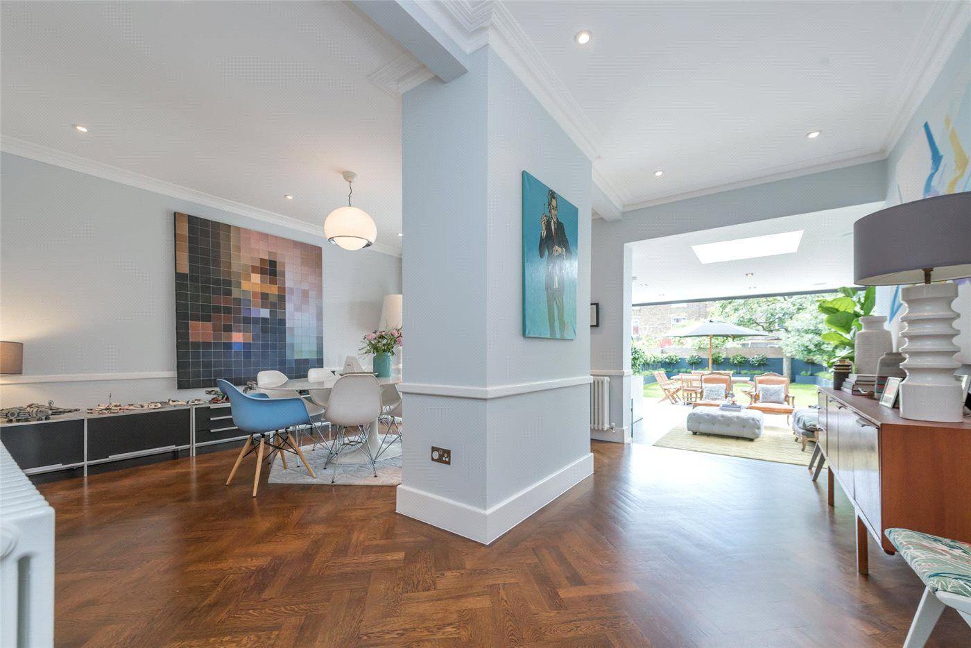 4 bedroom house for sale in Herbert Gardens, London, NW10 ...
