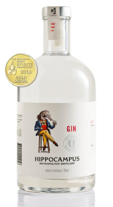 Hippocampus Gin