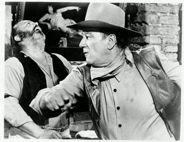 Filmes Antigos Club - A Nostalgia do Cinema: John Wayne: O Herói das Pradarias da Sétima Arte