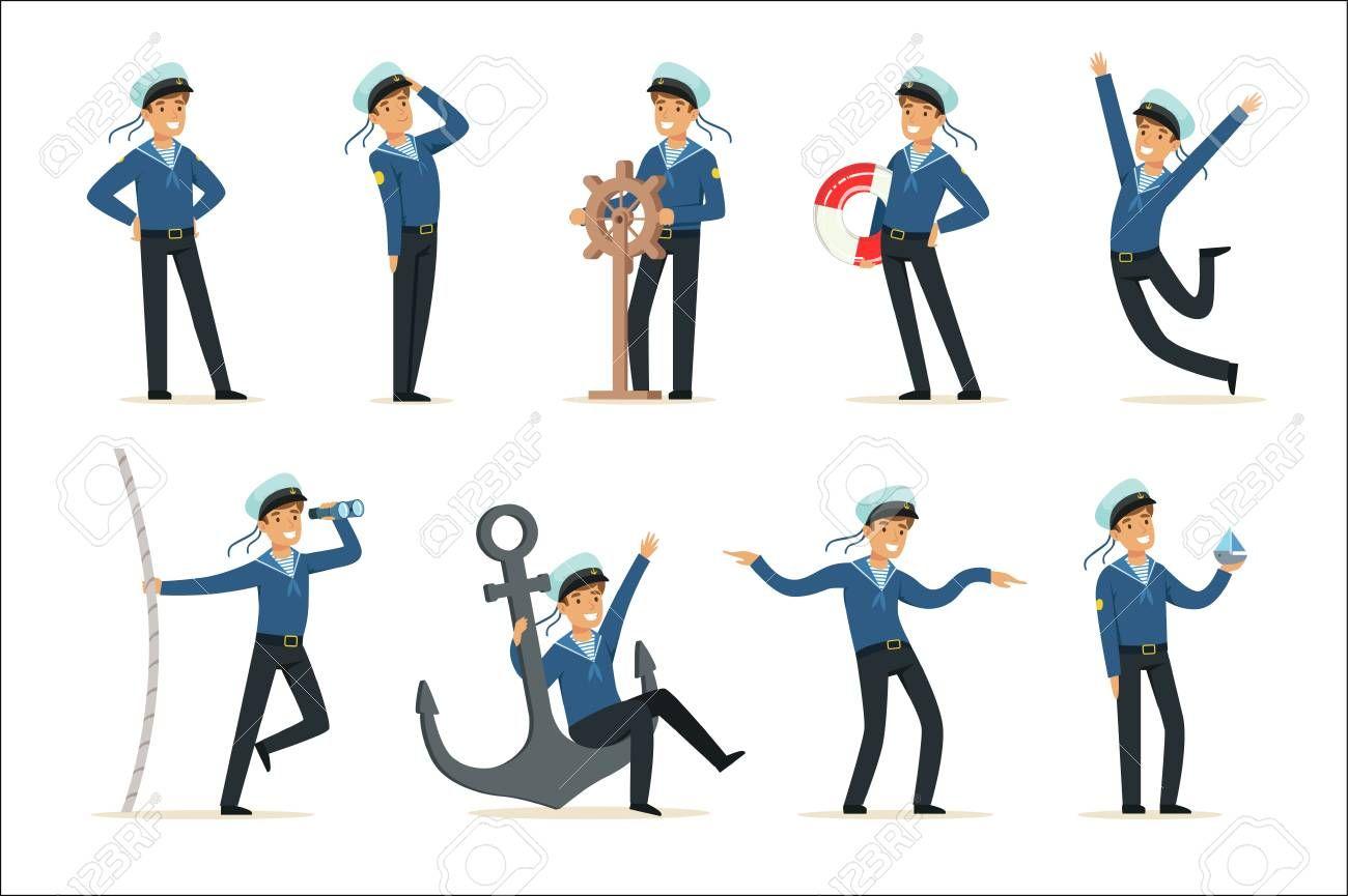 Captain Uniform Stock Illustrations – 5,642 Captain Uniform Stock  Illustrations, Vectors & Clipart - Dreamstime