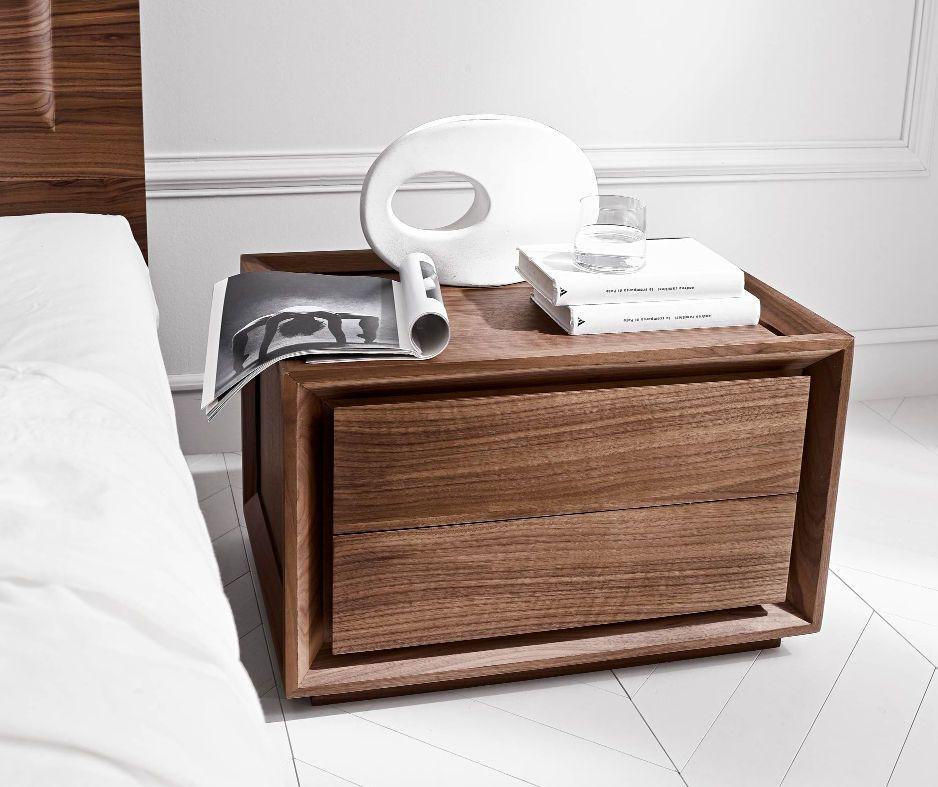 Mesa de noche / rectangular / de interior / moderna ART. MC560 Arte ...