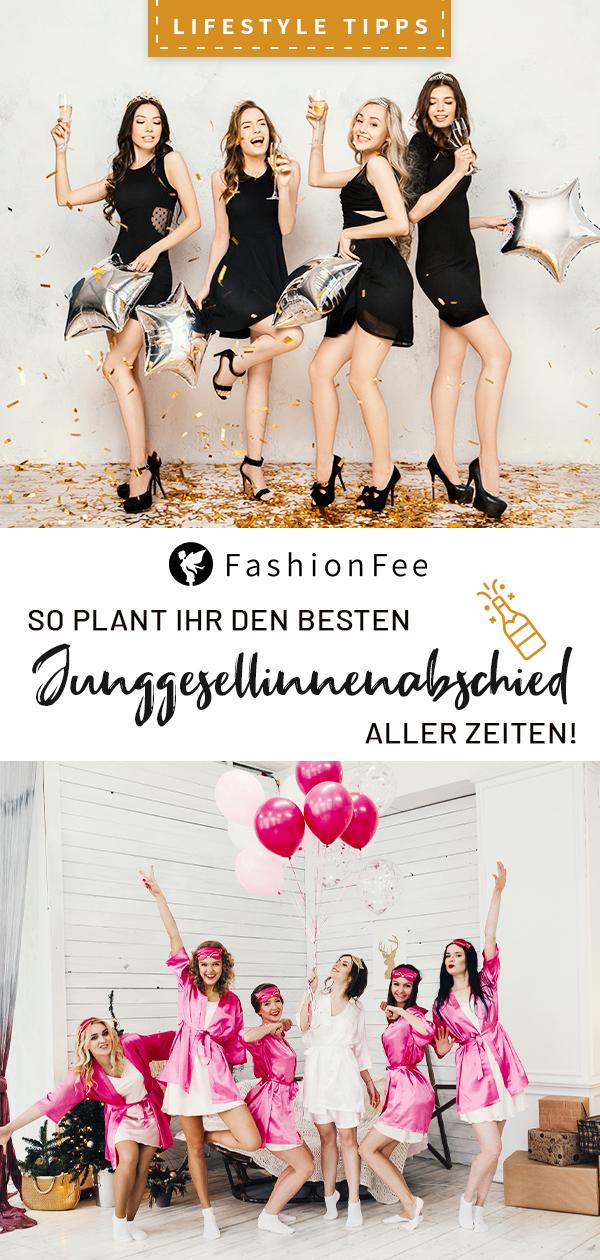 Photo of Junggesellinnenabschied: Ideen für einen erklärenden JGA!