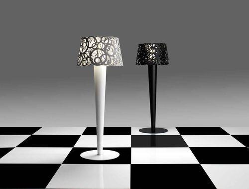 Charming Floor Standing Lamp / Contemporary / Outdoor IDAA BYSTEEL Design Ideas