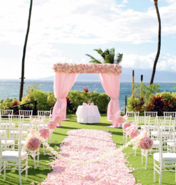 Pink as symbol of love for your wedding theme pink garden elegant pink as symbol of love for your wedding theme junglespirit Images