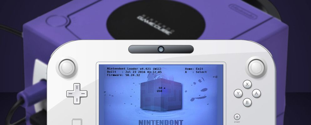 How To Play Gamecube Games On Your Wii U With Nintendont Wii U Gamecube Games Gamecube