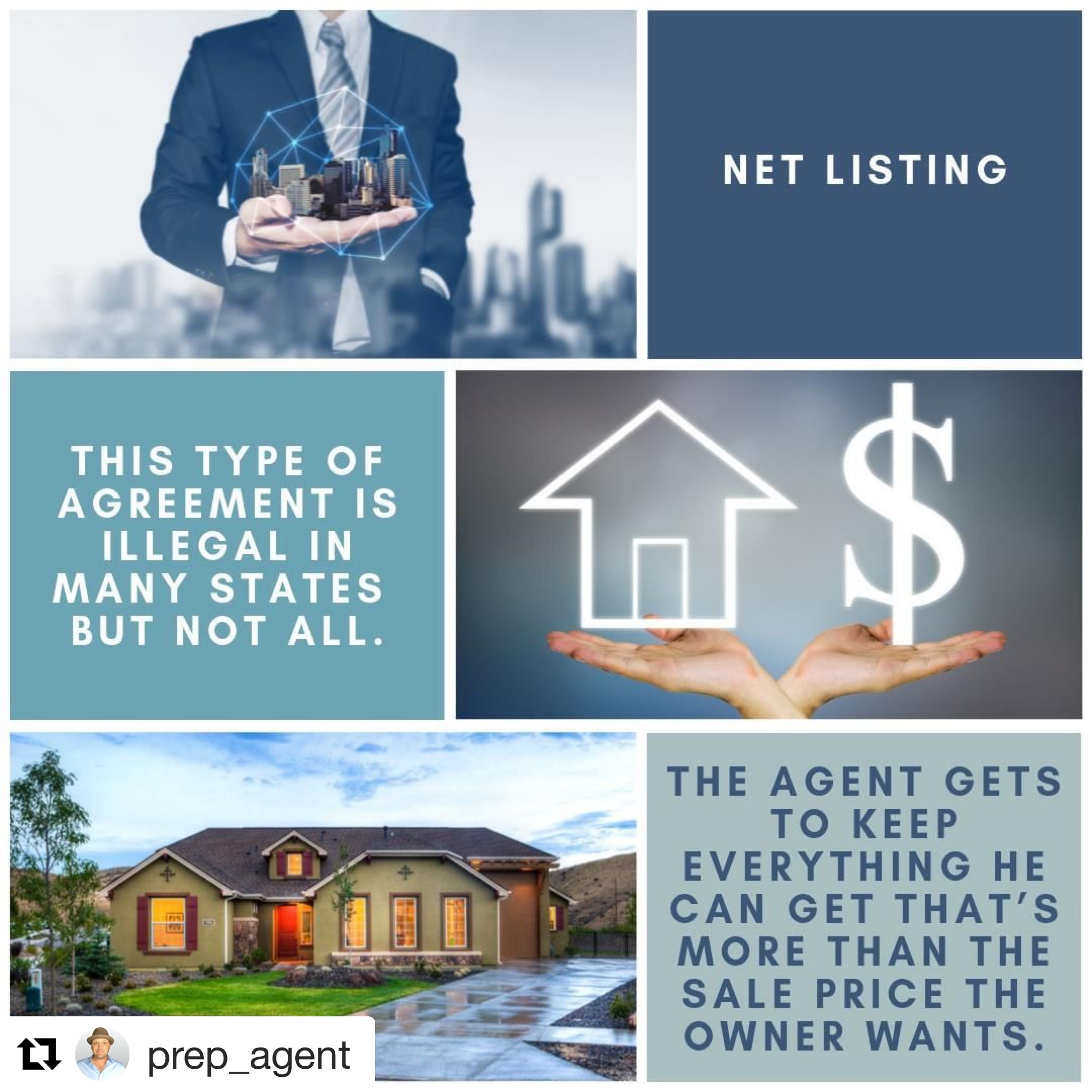 Net Listing Real Estate Exam Ohio Real Estate Real Estate Career