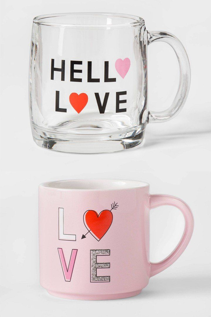 Icymi target has absurdly cute valentines day mugs for