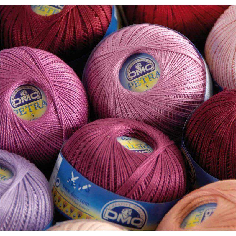 fil dmc petra a crocheter n 8 993a