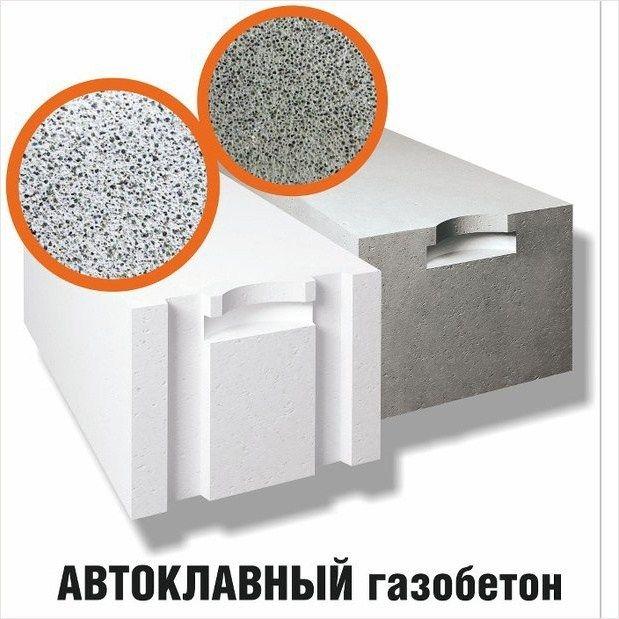 бетон автоклавного