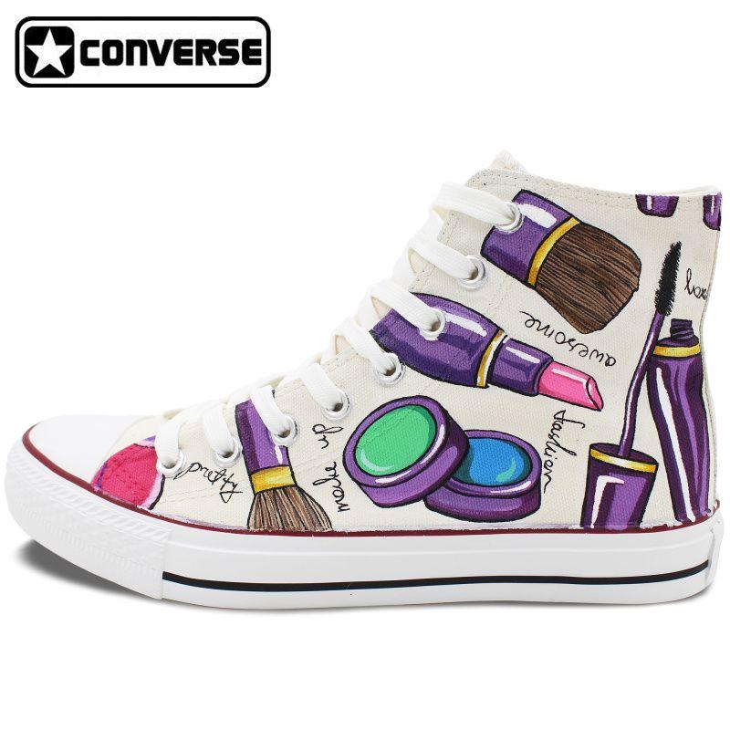Zapatos rosas con cordones Converse para hombre Um4SyKKl