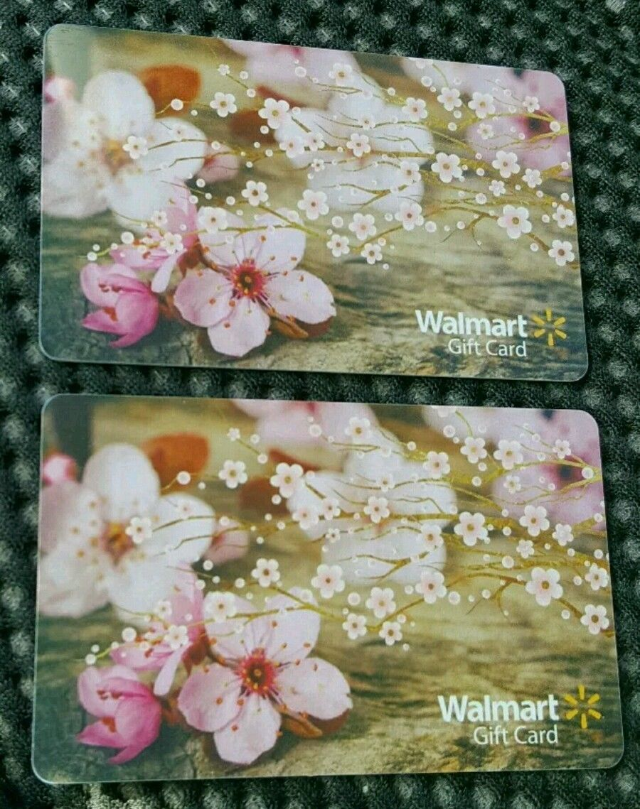 Walmart gift card 43698