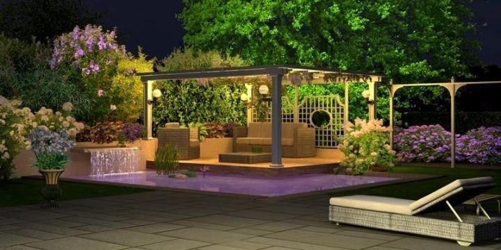 decoración de jardines. ideas para decorar tu jardín o terraza