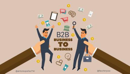 ¿Qué es el marketing B2B y cómo utilizar las redes sociales en él?