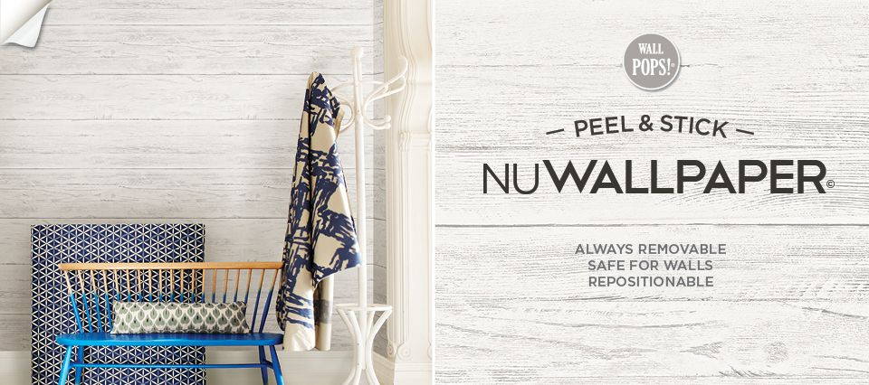 Category Name For The Home Peel Stick Wallpaper