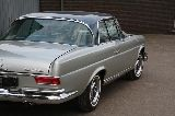 Mercedes 180 Silbergrau metallic (Silver Grey metallic)
