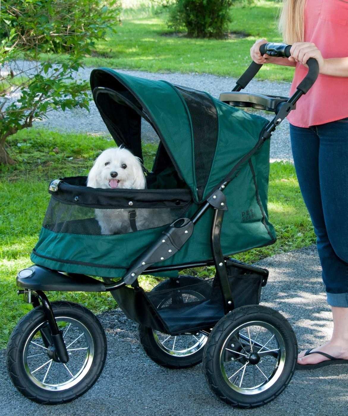 42be73b7ea7 Jogger No-Zip Pet Stroller by Pet Gear