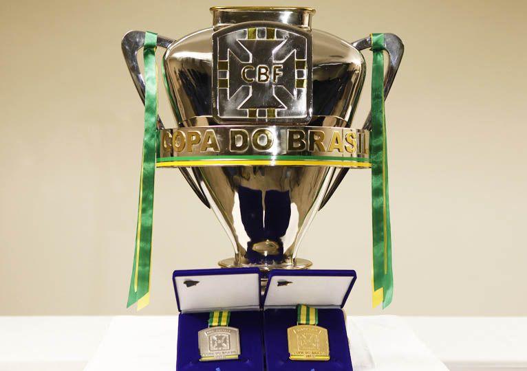 Novo troféu da Copa do Brasil