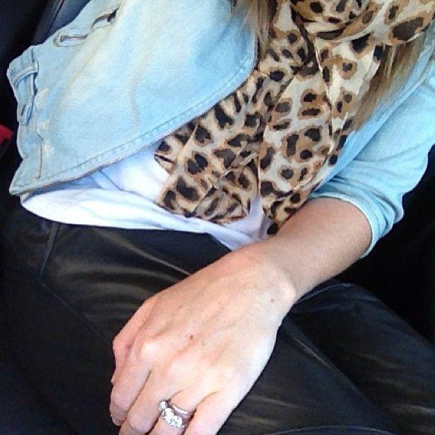 Bronwyn McMahon wedding ring