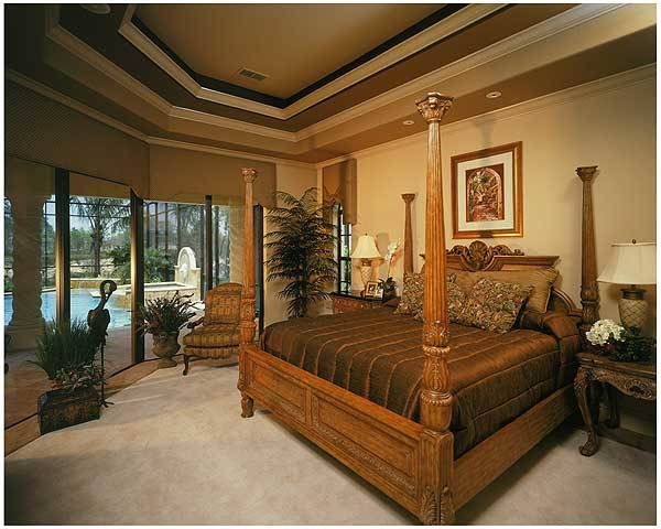 Plan 24004bg Designed For Luxury Master Bedroom Pinterest