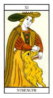 Strength in the Angel Tarot deck is your Tarot card of the day  Have a great day....Love from a very wet U.K.  CG xxx  www.ume-international.com
