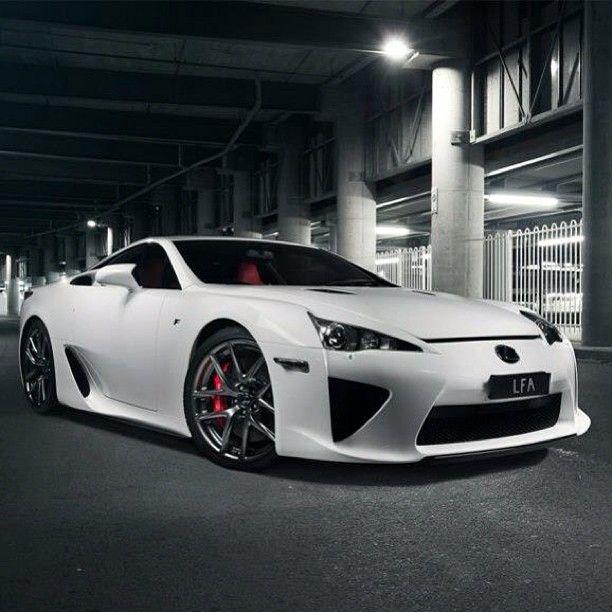 Lexus Lfa: The One & Only Lexus LFA