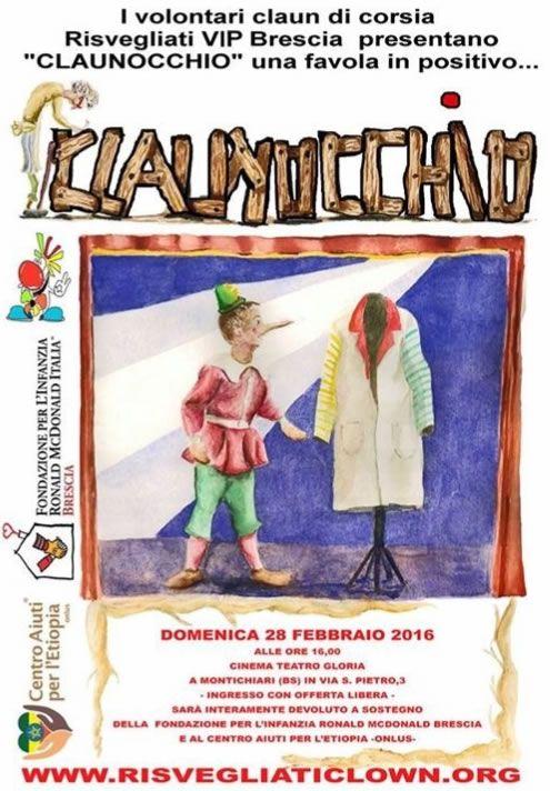 Claunocchio a Montichiari http://www.panesalamina.com/2016/45165-claunocchio-a-montichiari.html