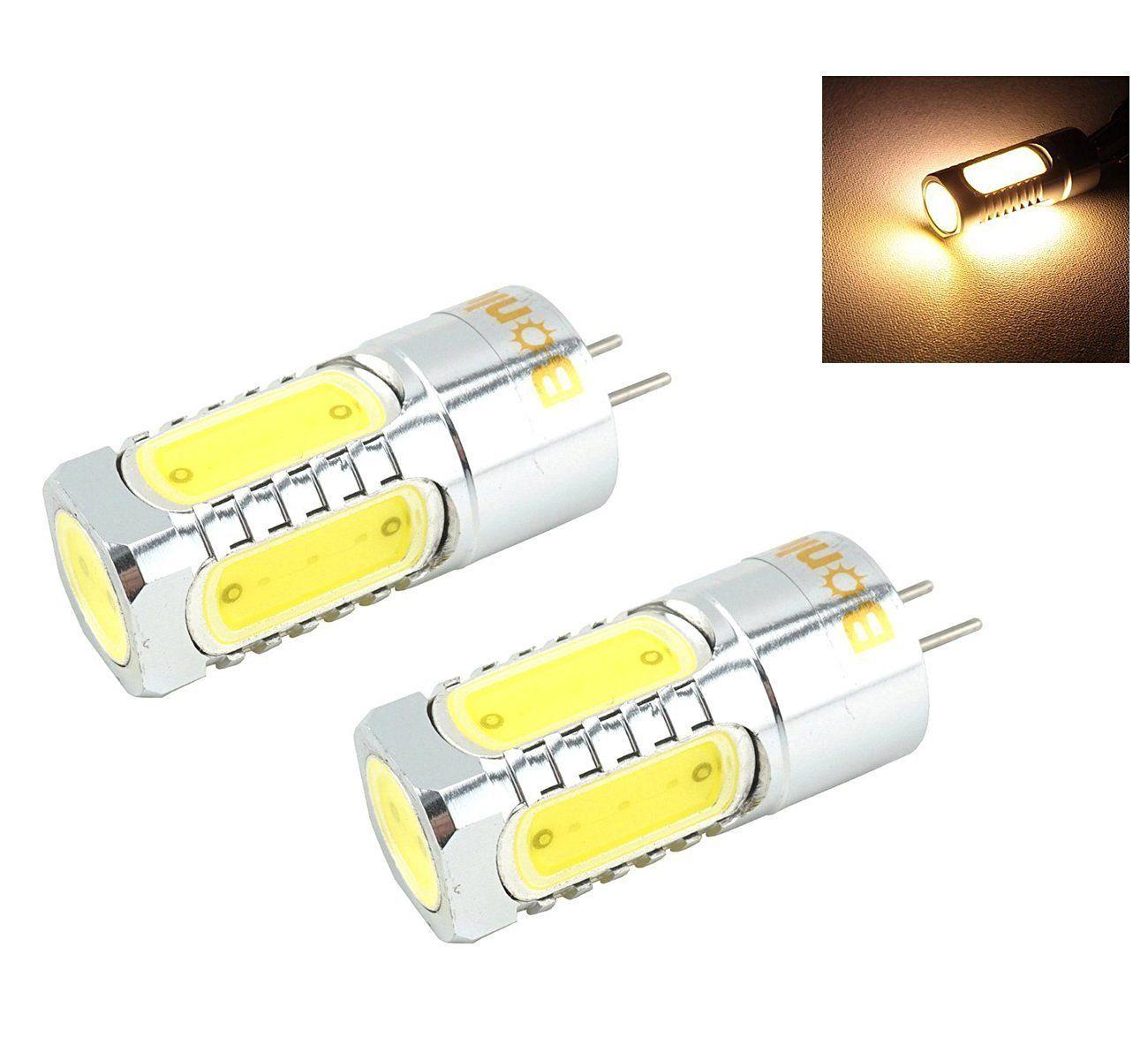 Pin On Bonlux Gy6 35 G6 35 Bi Pin Led Light Bulb