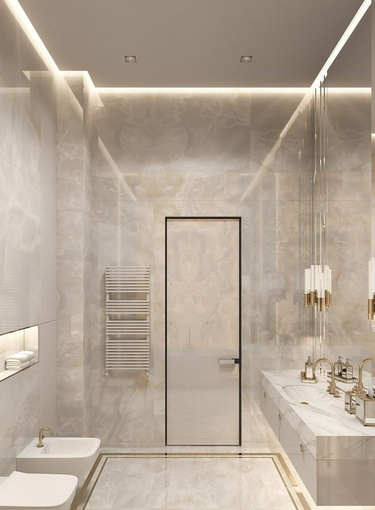 Pin By Hulya Inam On Design Bathroom Interior Modern Bathroom Design Luxury Bathroom