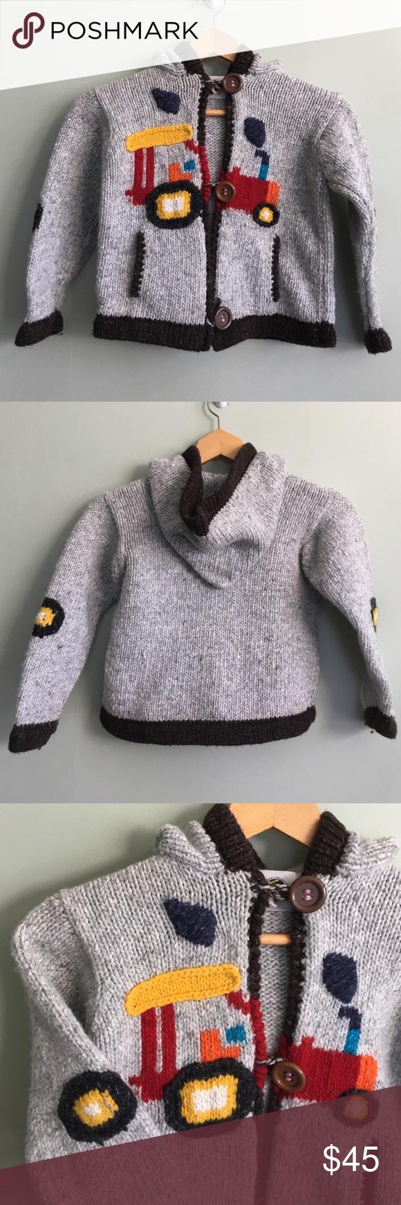 Ecuador handmade sweater | 50th and Cotton