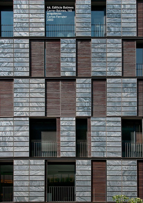 Carlos ferrater edificio balmes buscar con google - Arquitectura barcelona ...