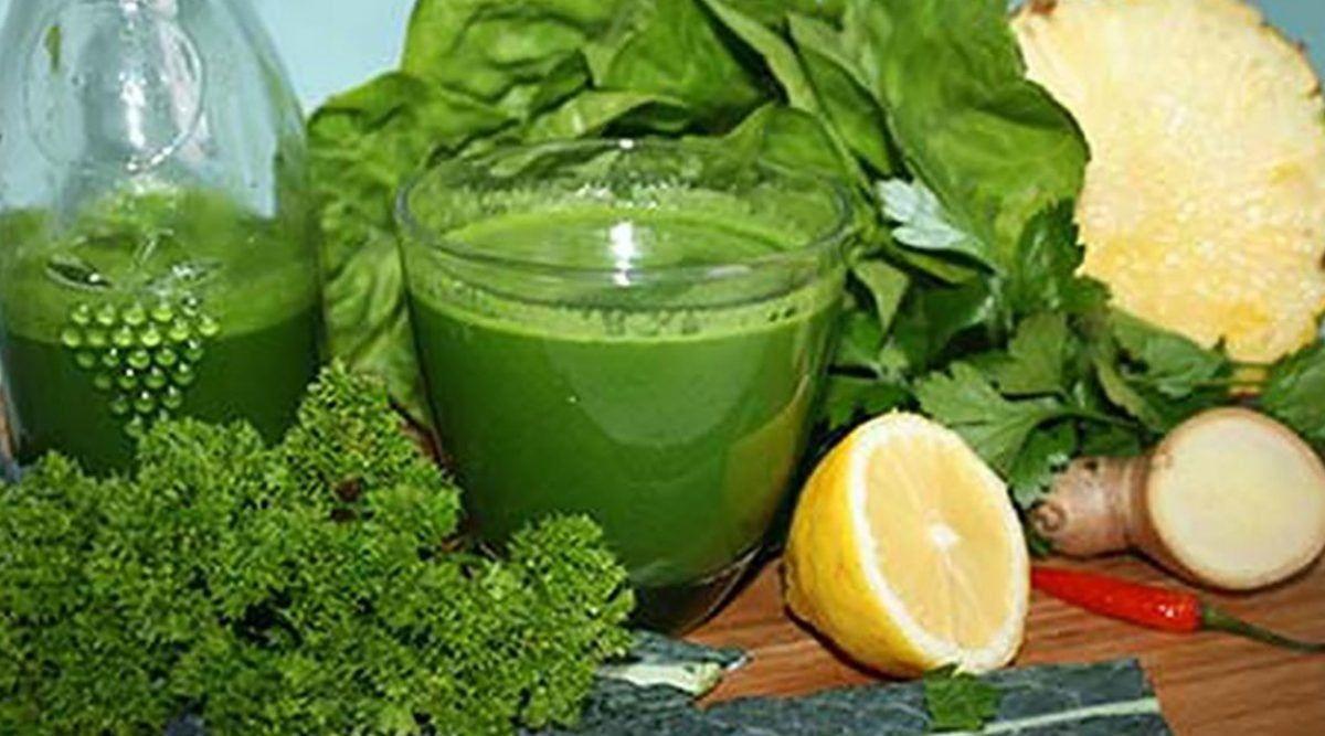 Un jus au citron et légumes à boire pendant 7 jours : une