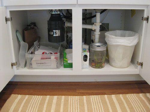 Explore Under Kitchen Sinks Sink Storage And More
