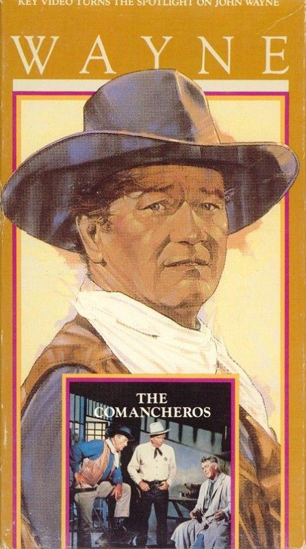 The Commancheros John Wayne movie trading cards