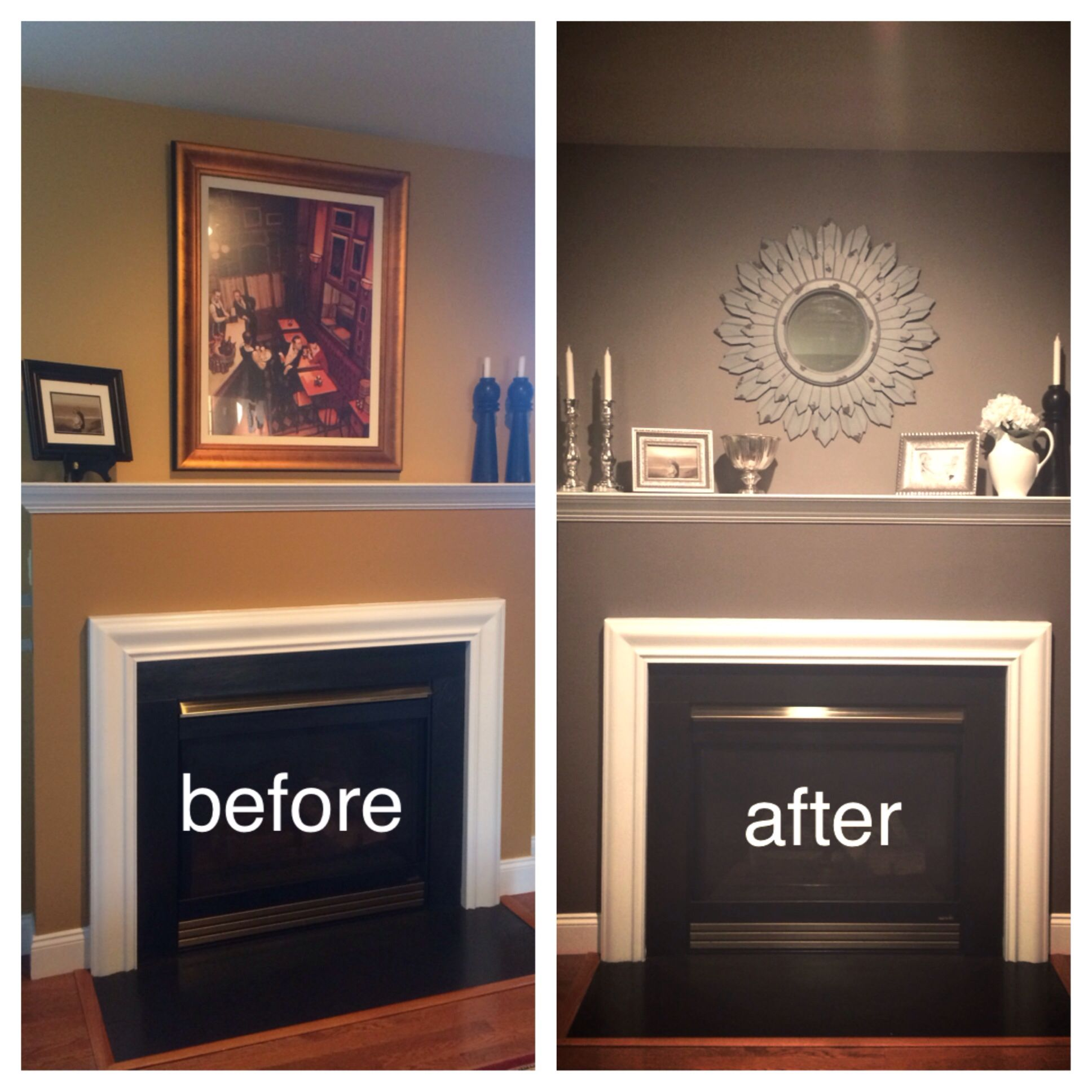 Sherwin Williams Stock Quote Mantle Facelift Mercury Glass Candlesticks Starburst Frame