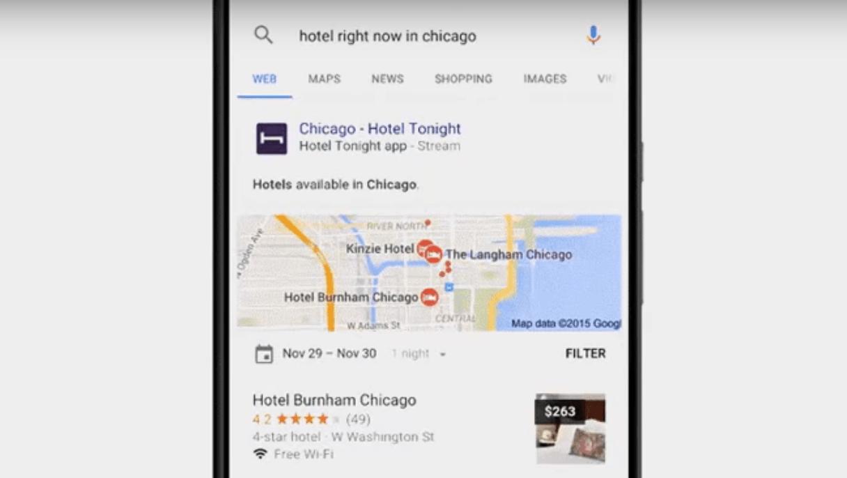 Google Menghadirkan App Streaming di Android Tip