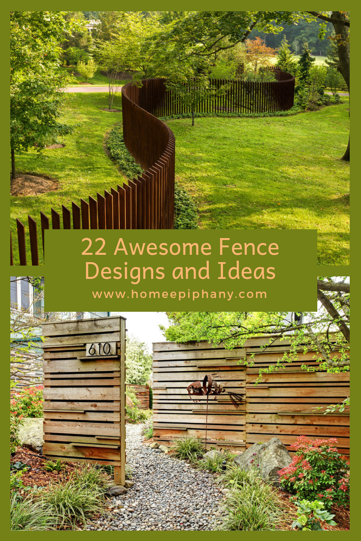 40 Fence And Gate Design Ideas