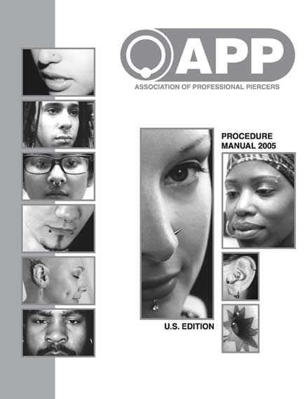 The APP Procedure Manual is a health and safety manual for studio - safety manual