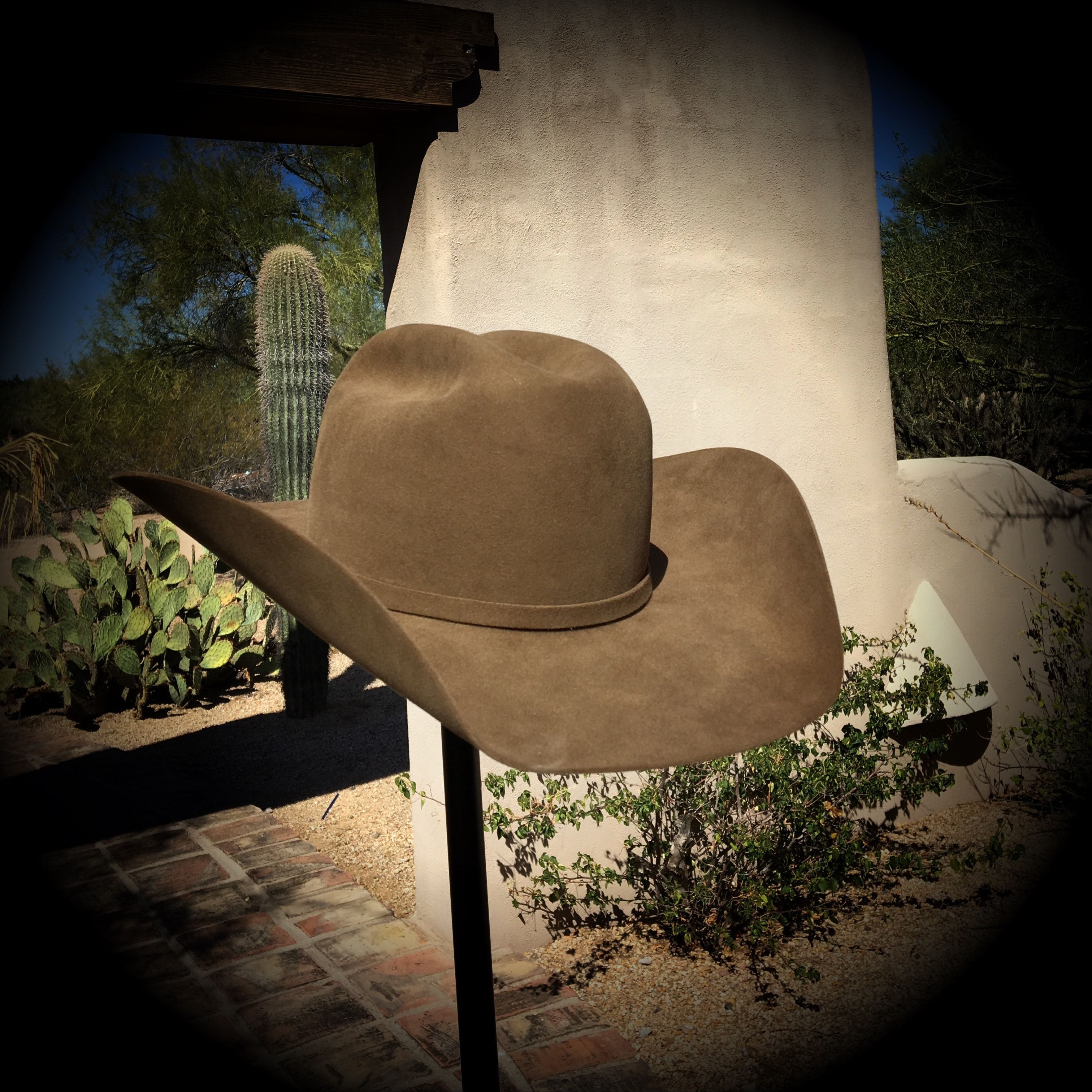 3397dee3 Cowboy hat Whiskey color 100x Hand made | Cowboys/Cowgirls in 2019 ...
