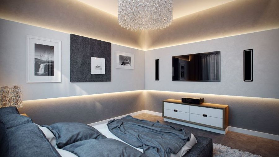 Apartment modern bedroom interior design also home in rh pinterest