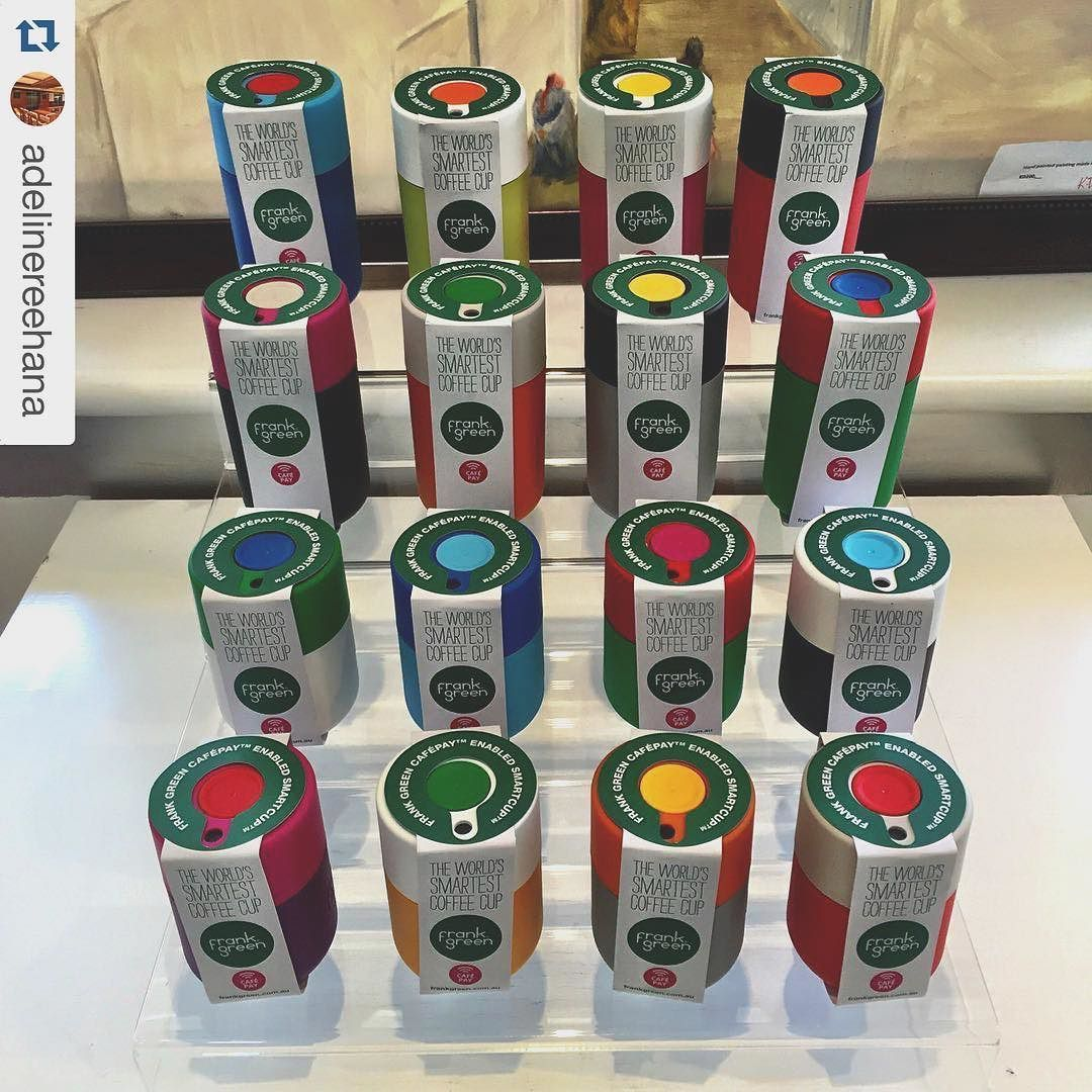 Akoya Kuwait On Instagram Repost Adelinereehana With Repostapp Frank Green Smartcup Is Finally Here At Reusable Coffee Cup Reusable Cups Coffee Cups