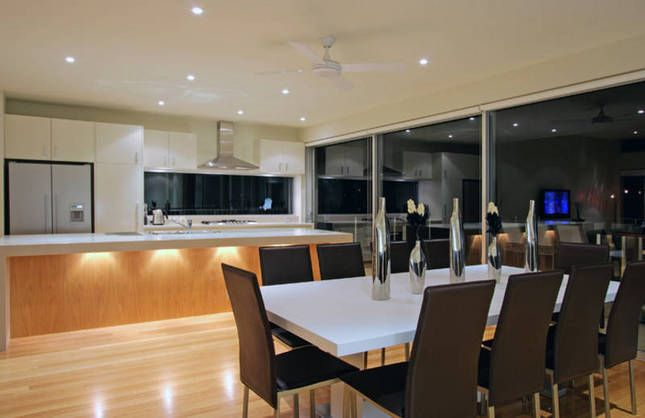 Ultra Modern Diningroom  House Ideas  Pinterest  Modern Dining Stunning Ultra Modern Dining Room Decorating Inspiration